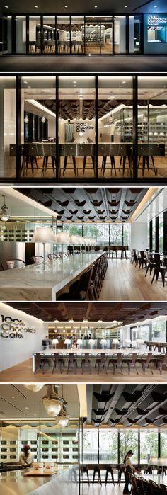100% Chocolate Cafe.Japan by Wonderwall