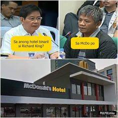 mcdonald hotel memes ejk