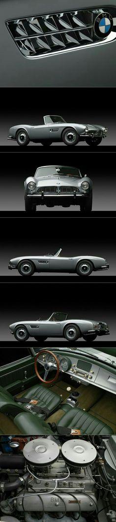 1958 oo=00=oo BMW 507 😎THG