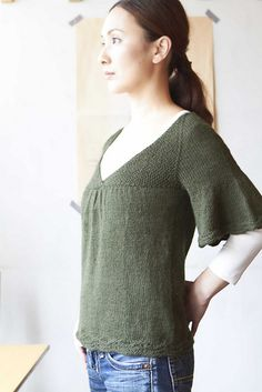 Ravelry: Lull pattern by Hiroko Fukatsu  Love this, but probably better without the girls...sigh.
