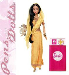 barbie collectables | Barbie Collector India 2012 - No Brasil C/ Nota Fiscal
