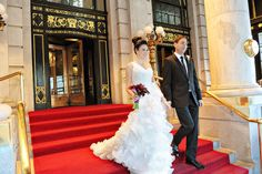 A red carpet bride | A Day of Bliss Photography Inc