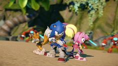 Sonic Boom: Rise of Lyric – Nuevo Trailer