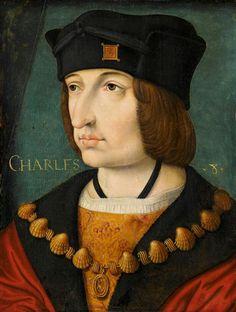 Carlos VIII de França – Wikipédia, a enciclopédia livre