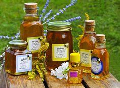 Windswept Farm Wildflower Honey Wheeling, WV Jwelty1@comcast.net