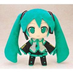 Nendoroid Vocaloid Plush Doll Series:  Hatsune Miku
