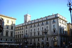 Hotel Savoy - Florencie - Itálie