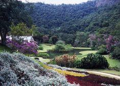 A fazenda Marambia- projeto Burle Marx