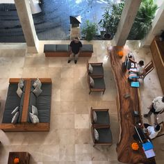 Lobby at Alaya Kuta, designed by GKA.