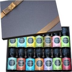 Eden's Garden Best of Aromatherapy Gift Set.  This awesome collection of 14 essential oils can immensely improve your state of mind and energy level!
