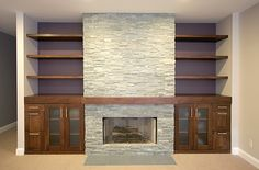 Custom Fireplace-3a | by habitardesign