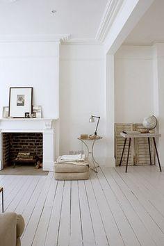 Love the clean warm white