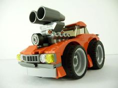 A LITTLE BIT OF MUSCLE: A LEGO® creation by Jase G : MOCpages.com