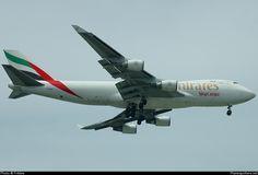N498MC Emirates SkyCargo Boeing 747-400