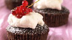 Oppskrift på Sjokolademuffins med chili og nøtter