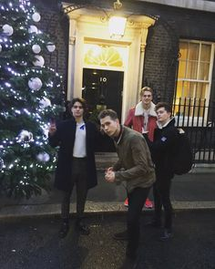 Merry Christmas from The Vamps