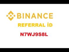 Binance Referral id 2020 About Me Blog, Coding, Education, Youtube, Onderwijs, Learning, Youtubers, Programming, Youtube Movies