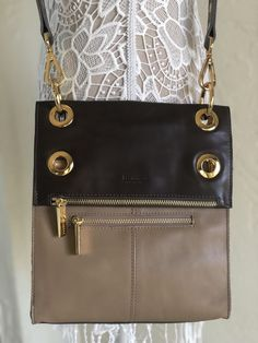 22542b12d Hammitt Los Angeles Derek Crossbody Bag Toddy Blend Leather $495 | eBay  Smooth Leather, Dust
