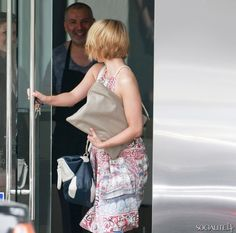 Dianna Agron Shows Off Her Shorter Hair Style!