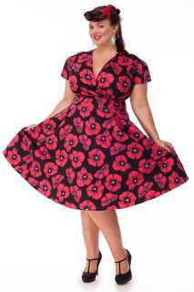 Plus Size 1950s Dresses – Fashion dresses