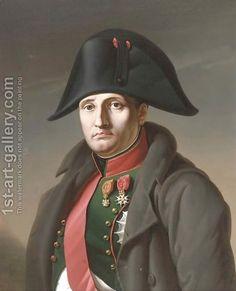 Napoleon by Charles de Chatillon