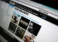 Hit N Run ecommerce website - TUSK Agency