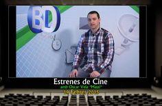 """Tengo el placer de compartir con todos vosotr@s, mi colaboración en la Televisión Comarcal de Xàtiva (Valencia, España), en el que realizo críticas de Cine. Esta semana reseñamos un par de comedias bastante interesantes: """"The Interview"""", que se estrena al fin después de la polémica suscitada con los atentados a la revista Charlie Hebdo, y """"En un patio de París"""" http://tavernamasti.blogspot.com.es/2015/02/bon-dia-comarcal-estrenes-de-cine-amb_20.html"""