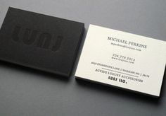 Lunj Buisness Card