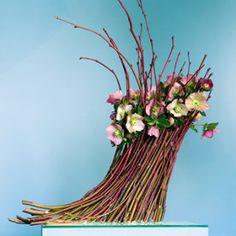 Floral art ♥ Изкуство от цветя | 79 Ideas