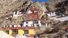 The meditation center of many Tibetan scholars, masters, kings and other lamas in Tibet's history, including the greatest religious king Songtsen Gampo himself.