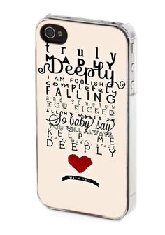 One Direction Truly Madly Deeply for Samsung Galaxy by Jongjapa