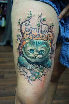 cheshire cat by jukan6 on DeviantArt