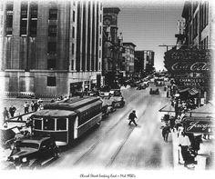 Nashville- Church St. in mid 1930's