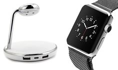 iPM Apple-Certified Apple Watch Charging Dock: iPM Apple-Certified Apple Watch Charging Dock