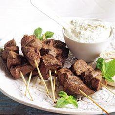 Recept - Marokkaanse lamsspiesjes - Allerhande