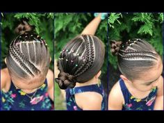69 Ideas Braids For Girls Highlights For 2019 Short Curly Updo, Short Hair Undercut, Curly Hair Styles, Medium Short Haircuts, Wavy Bob Haircuts, Square Face Hairstyles, Braided Hairstyles Tutorials, Bob Haircut Black Hair, Easy And Beautiful Hairstyles