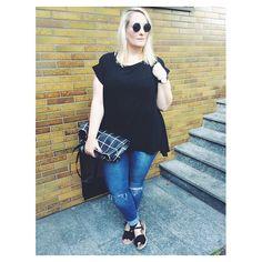 Plus Size Fashion. Lisa Mosh