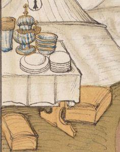 Diebold Schilling, Spiezer Chronik Bern · 1484/85 Mss.h.h.I.16  Folio 182