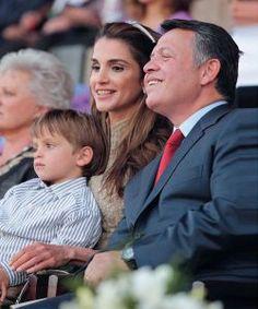 Criativa e Curiosa: Rainha Rania da Jordania