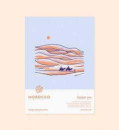 Morocco on Behance