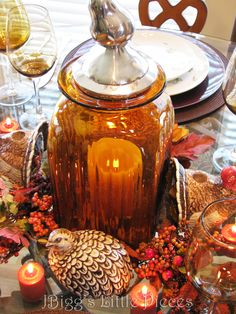 JBigg's Little Pieces: Giving Thanks http://jbiggslittlepieces.blogspot.com/2012/11/giving-thanks.html