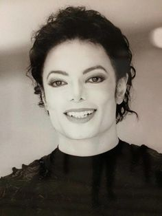 Michael Jackson ❤️ Beautiful smail...
