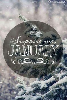 Hello January!!