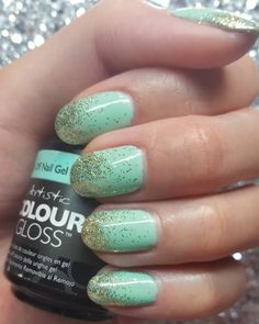 May 2016 - Pastel Nails using Artistic Colour Gloss Charming available at Louella Belle Artistic Colour Gloss, Uk Nails, Salon Services, Pastel Nails, Nail Treatment, Green Nails, Professional Nails, Pretty Pastel, Fashion Story
