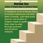 This 21 page handbook is the answer for teachers and students who want a blueprint to analyze English sentences and learn to write them correctly. ...