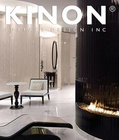 Corinthia uses Kinon resin surfaces as gorgeous decorative surface material. Kinon is a unique handmade product used by interior designers worldwide for residencies, retail spaces, hotels and more. The Kinon Surface Design website is perfect for finding inspiration and ordering a sample of Kinon. #materials #interiordesign #modern