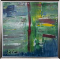 ~no comment~ Oil Painting on canvas.   New York Painting by Cristiani
