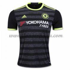 Camisetas De Futbol Chelsea Segunda Equipación 2016-17 Chelsea Trikot 8967e9514