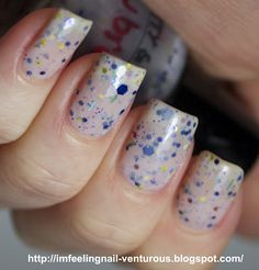 I'M FEELING NAIL-VENTUROUS: Pretty and Polished Jawbreaker