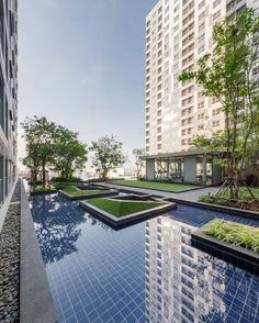 ISSI Condominium by Charn Issara Development | Wison Tungthunya & W Workspace